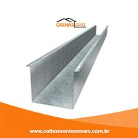 Calha de Alumínio