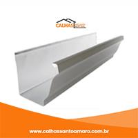Instalação de Calhas de Alumínio