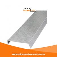 Rufo de Alumínio para Telhado Preço